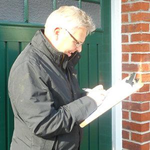 Denton Chartered Surveyor, Chris Newman