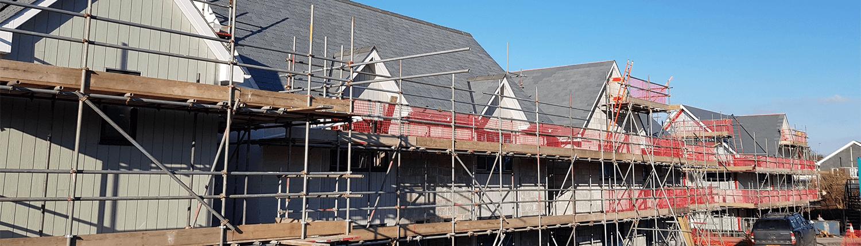 New Build developments for Snagging Surveys